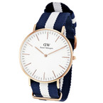 DANIEL WELLINGTON Classic Glasgow Herrenuhr 0104DW 001