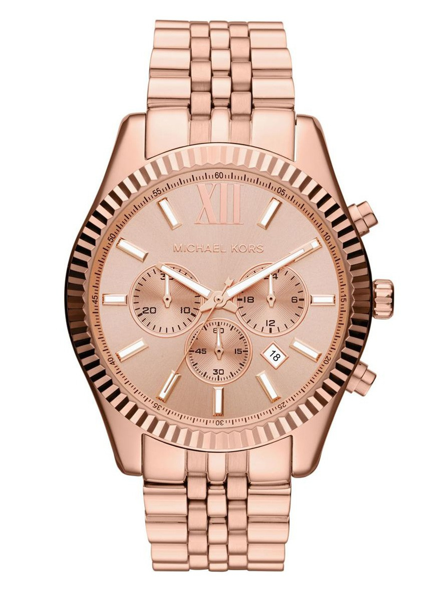 MICHAEL KORS Lexington Chronograph MK8319