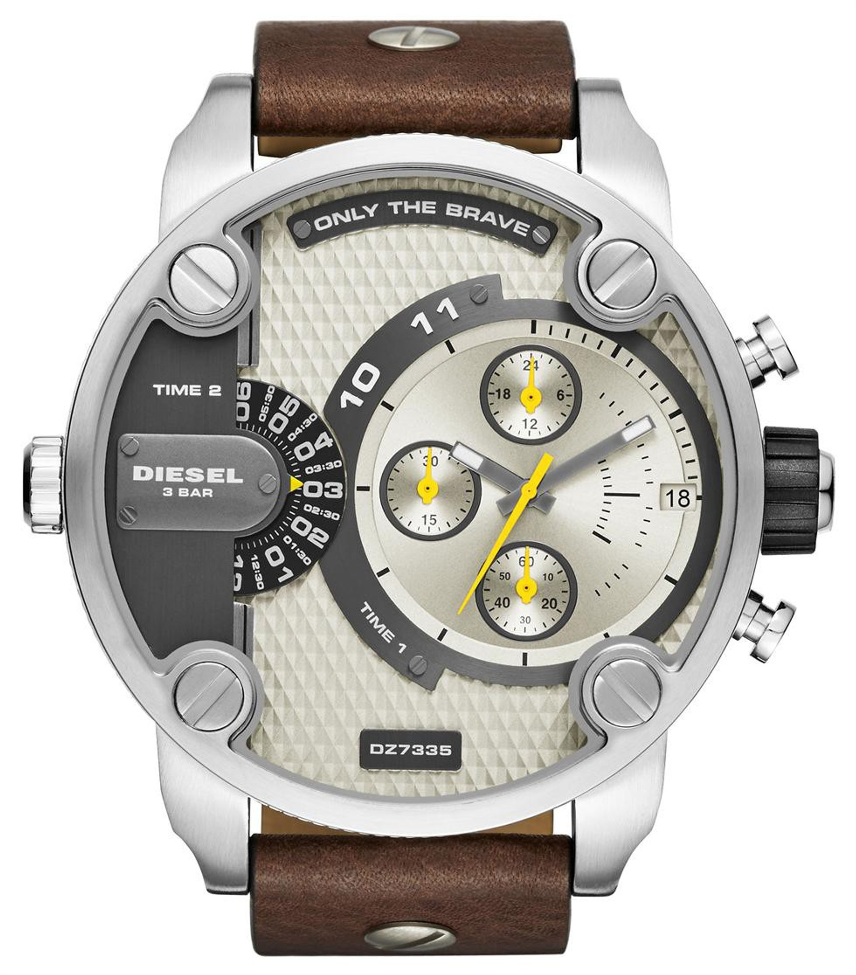 DIESEL Little Daddy Herren Chronograph DZ7335