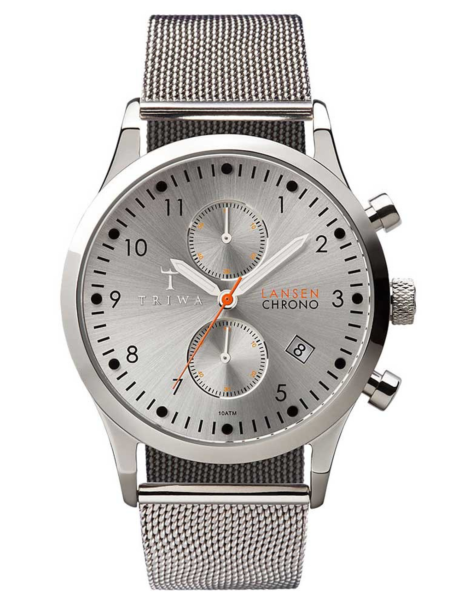 TRIWA Stirling Lansen Chrono Quarzuhr LCST102-ME021212