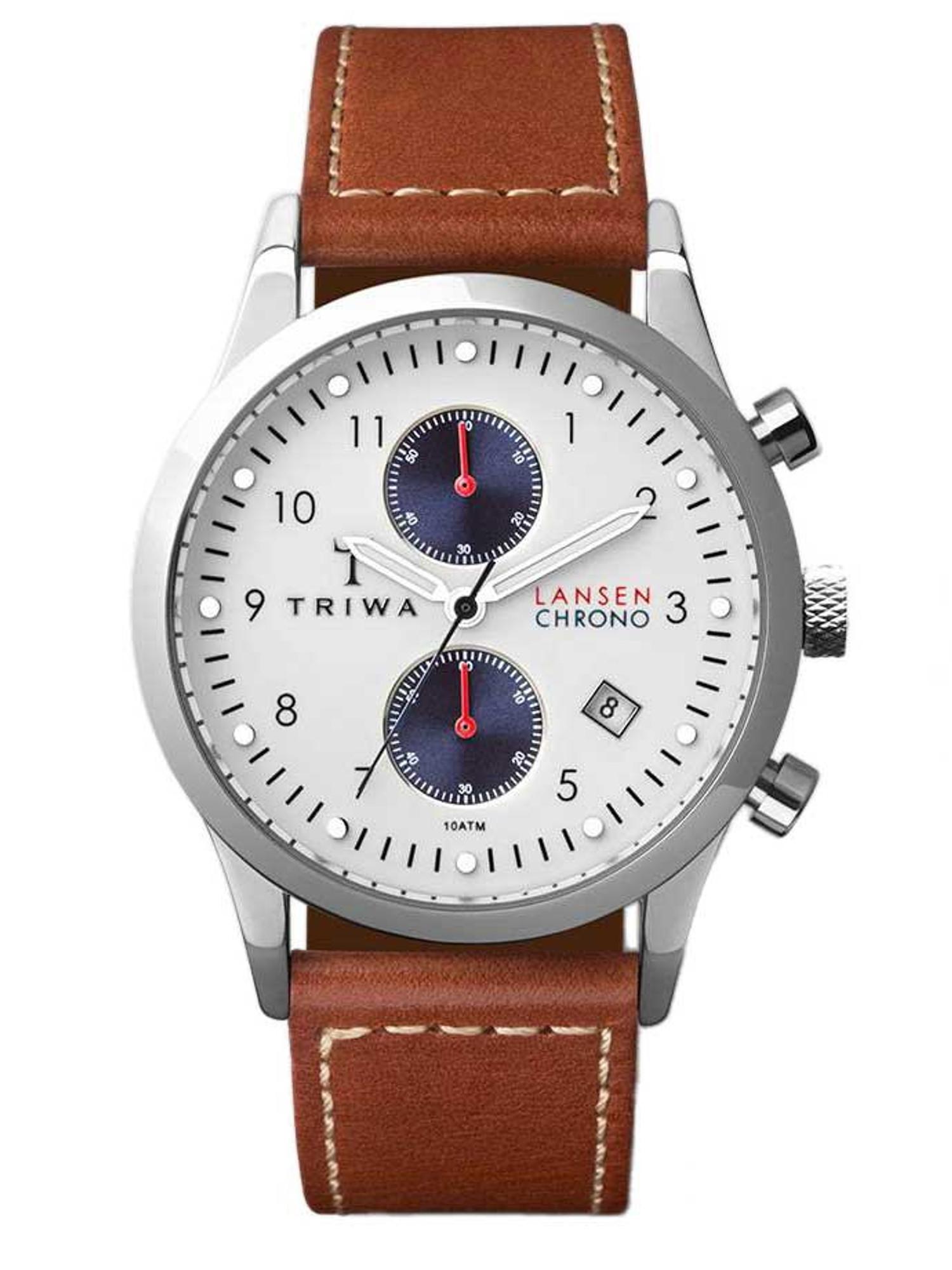TRIWA Duke Lansen Unisex Chronograph LCST113-SC010215