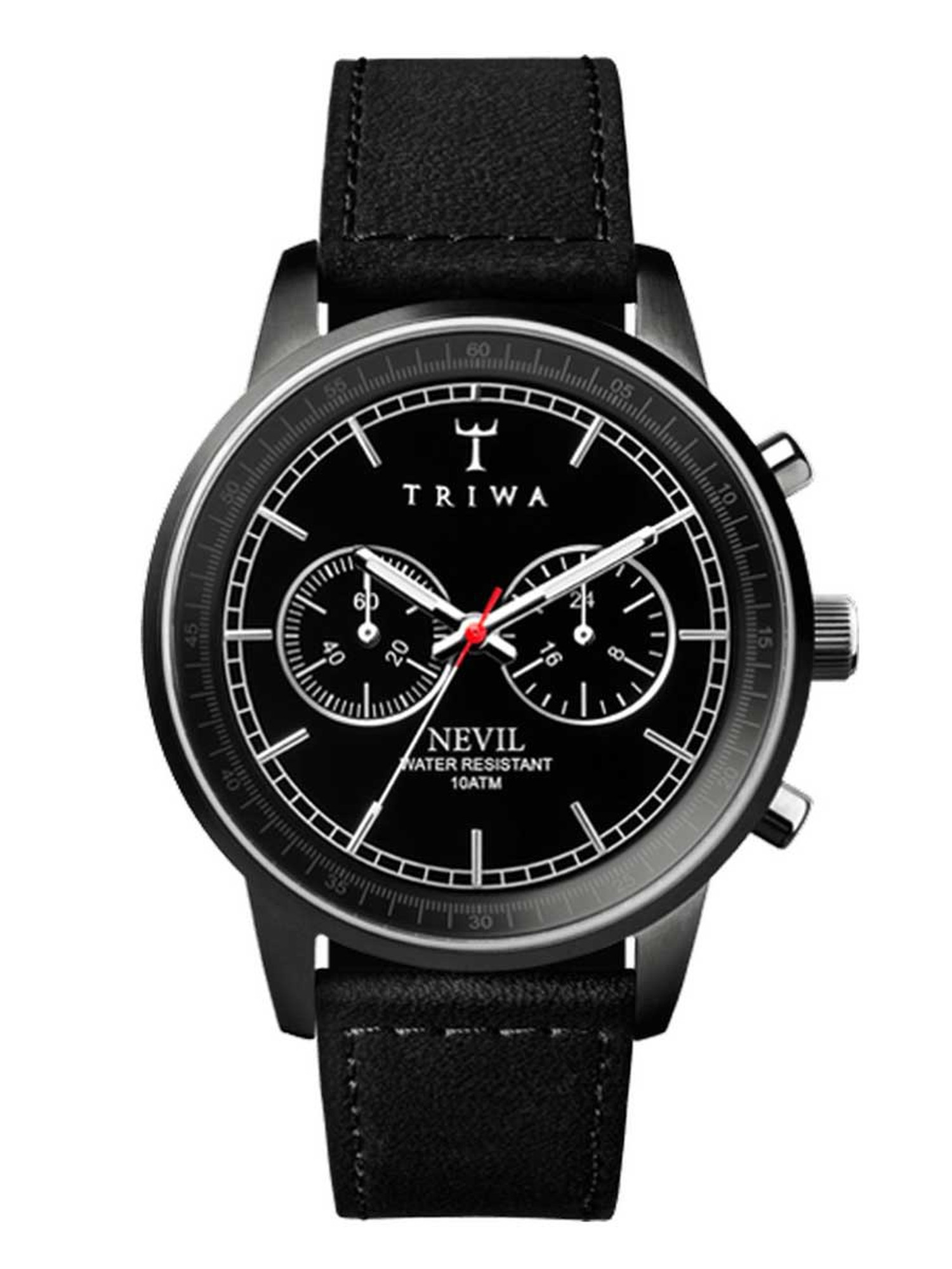 TRIWA Midnight Nevil Chronograph NEST111-SC010112