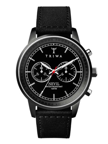 TRIWA Midnight Nevil Chronograph NEST111-SC010112 – Bild 1