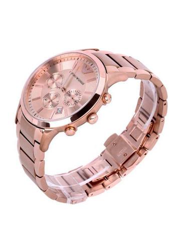 EMPORIO ARMANI Classic Watch Chronograph AR2452 – Bild 2