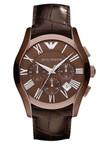 EMPORIO ARMANI Classic Watch Chronograph AR1609