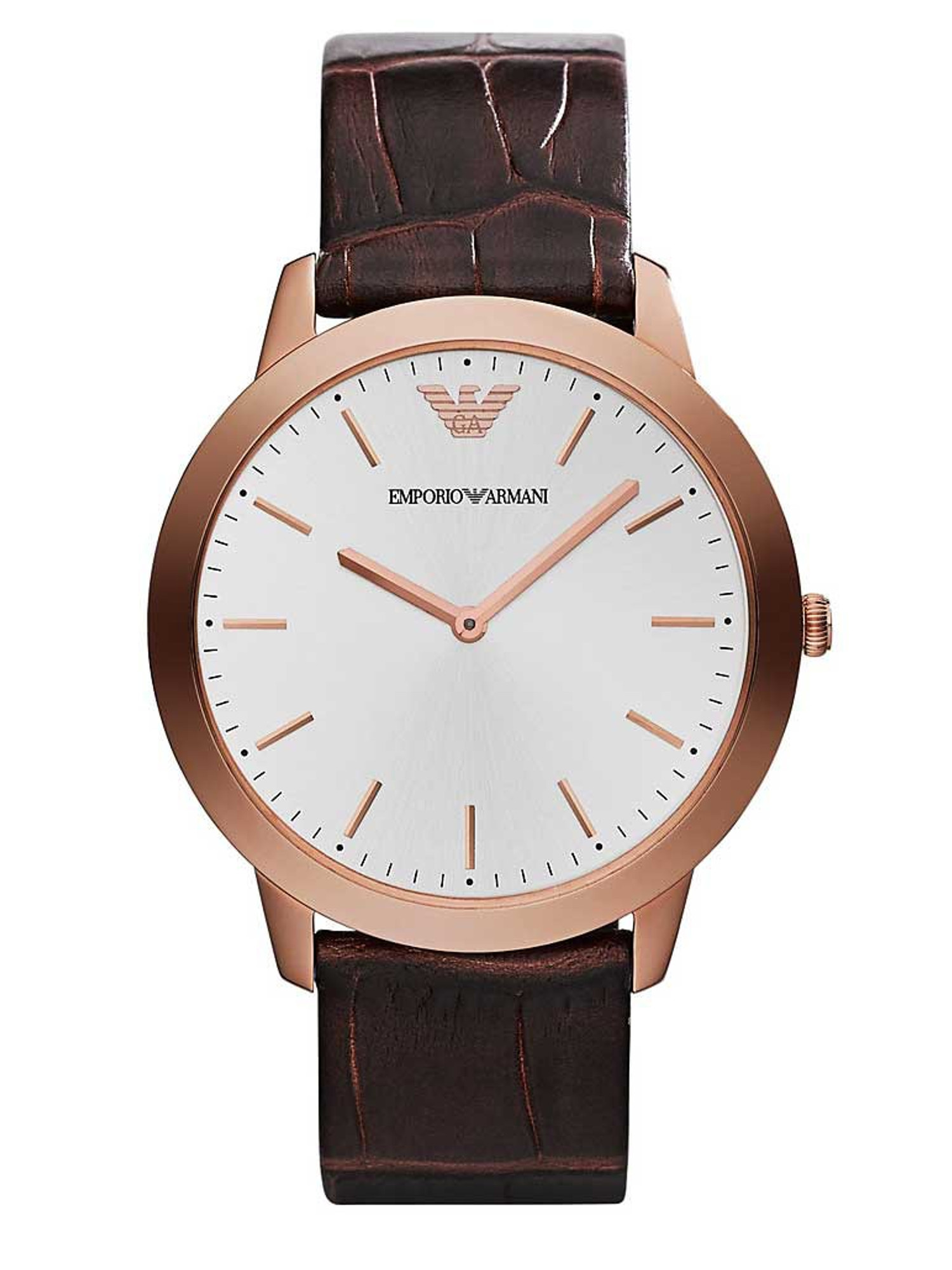 EMPORIO ARMANI Retro Watch Herrenuhr AR1743