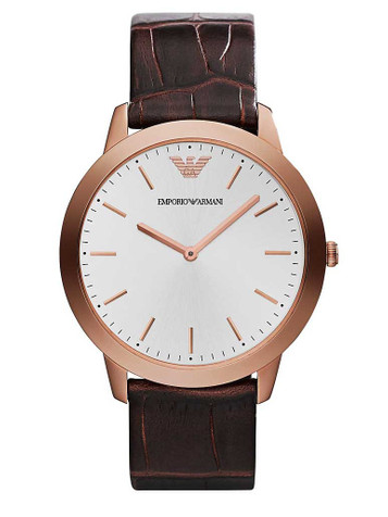 EMPORIO ARMANI Retro Watch Herrenuhr AR1743 – Bild 1