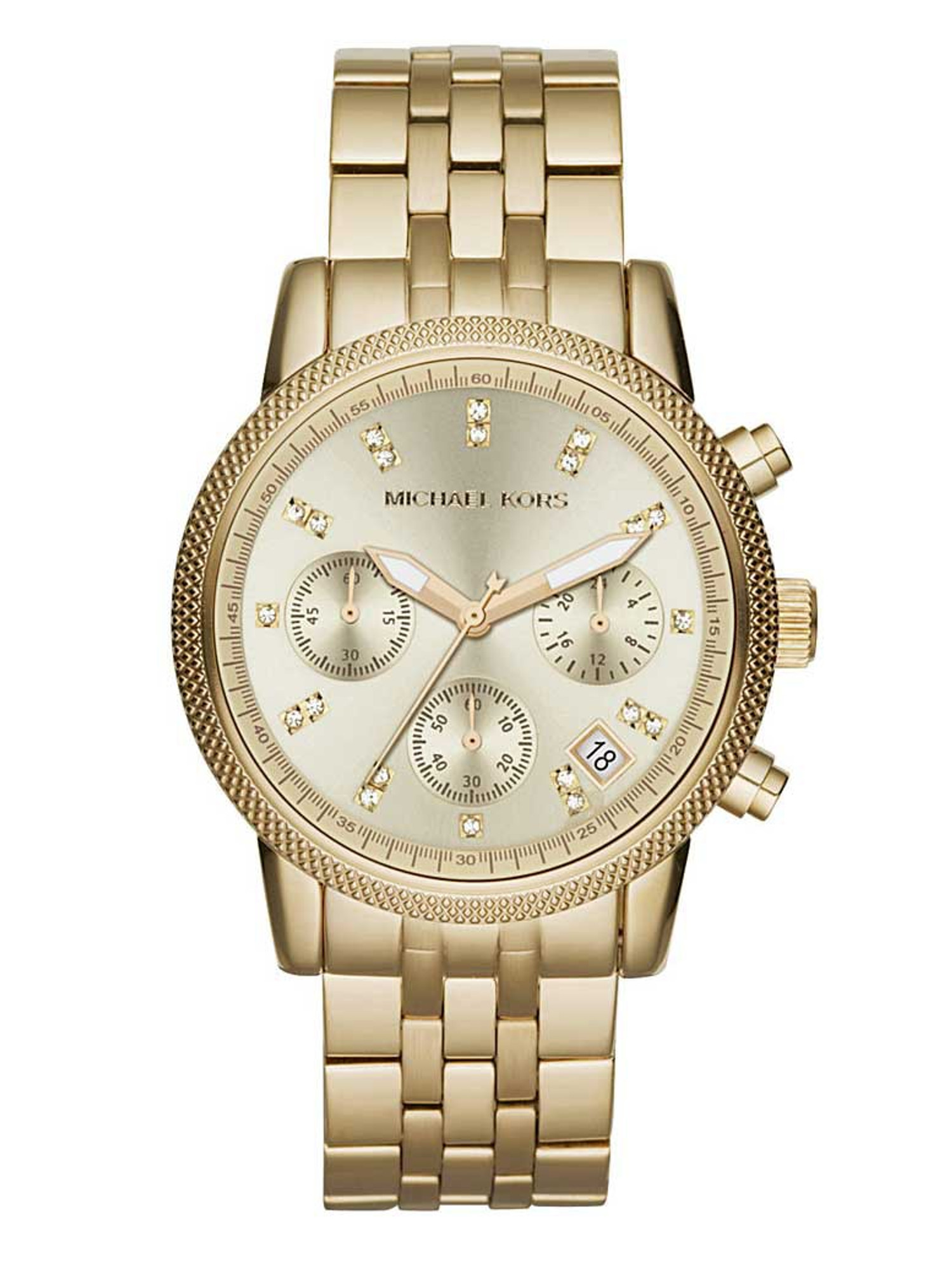 MICHAEL KORS Ladies Ritz Chronograph MK5676