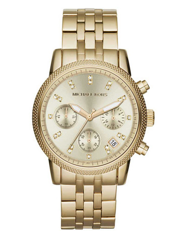 MICHAEL KORS Ladies Ritz Chronograph MK5676 – Bild 1