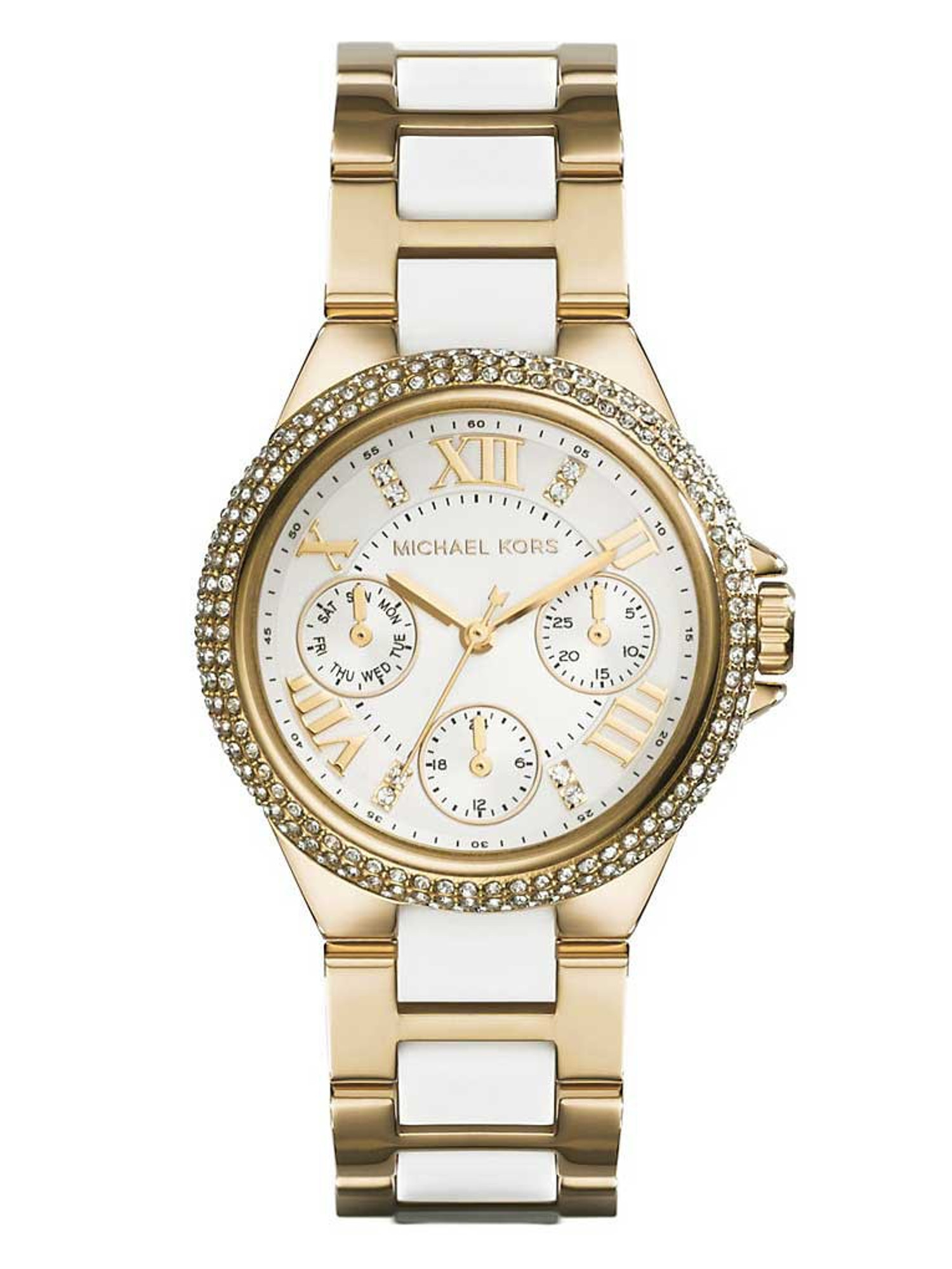 MICHAEL KORS Camille Multifunktion Damenuhr MK5945
