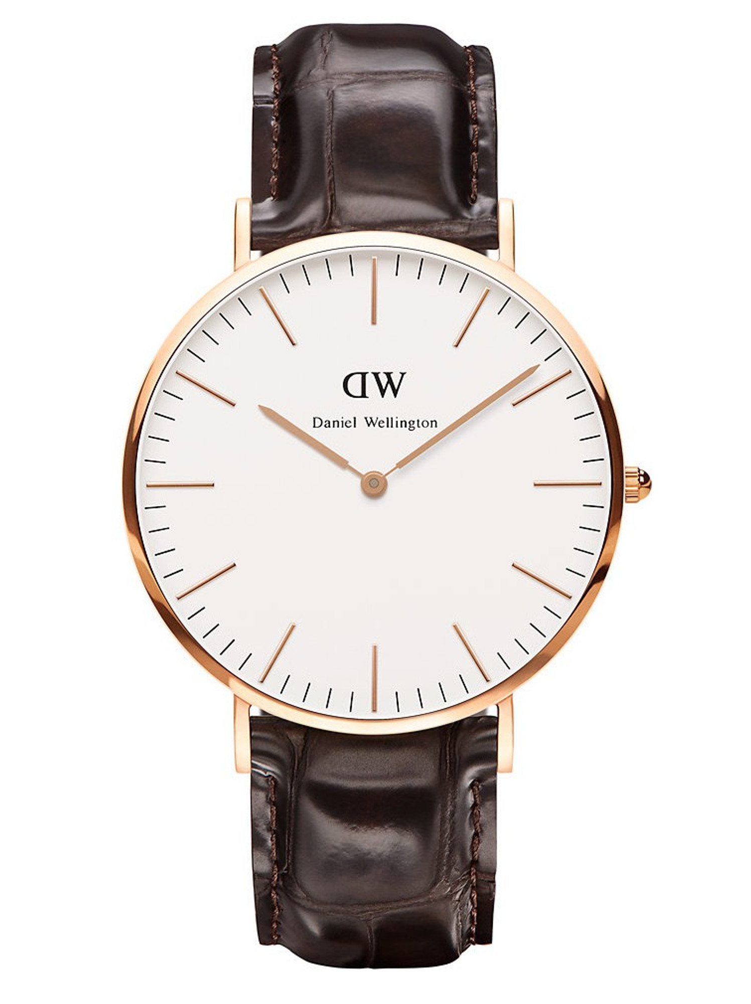 DANIEL WELLINGTON Classic York Quarzuhr 0111DW