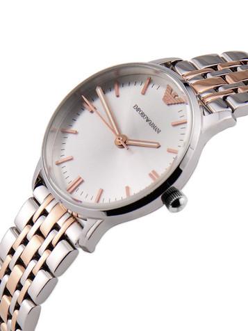 EMPORIO ARMANI Classic Watch Damenuhr AR1603 – Bild 2