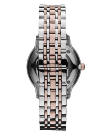 EMPORIO ARMANI Classic Watch Damenuhr AR1603 – Bild 3
