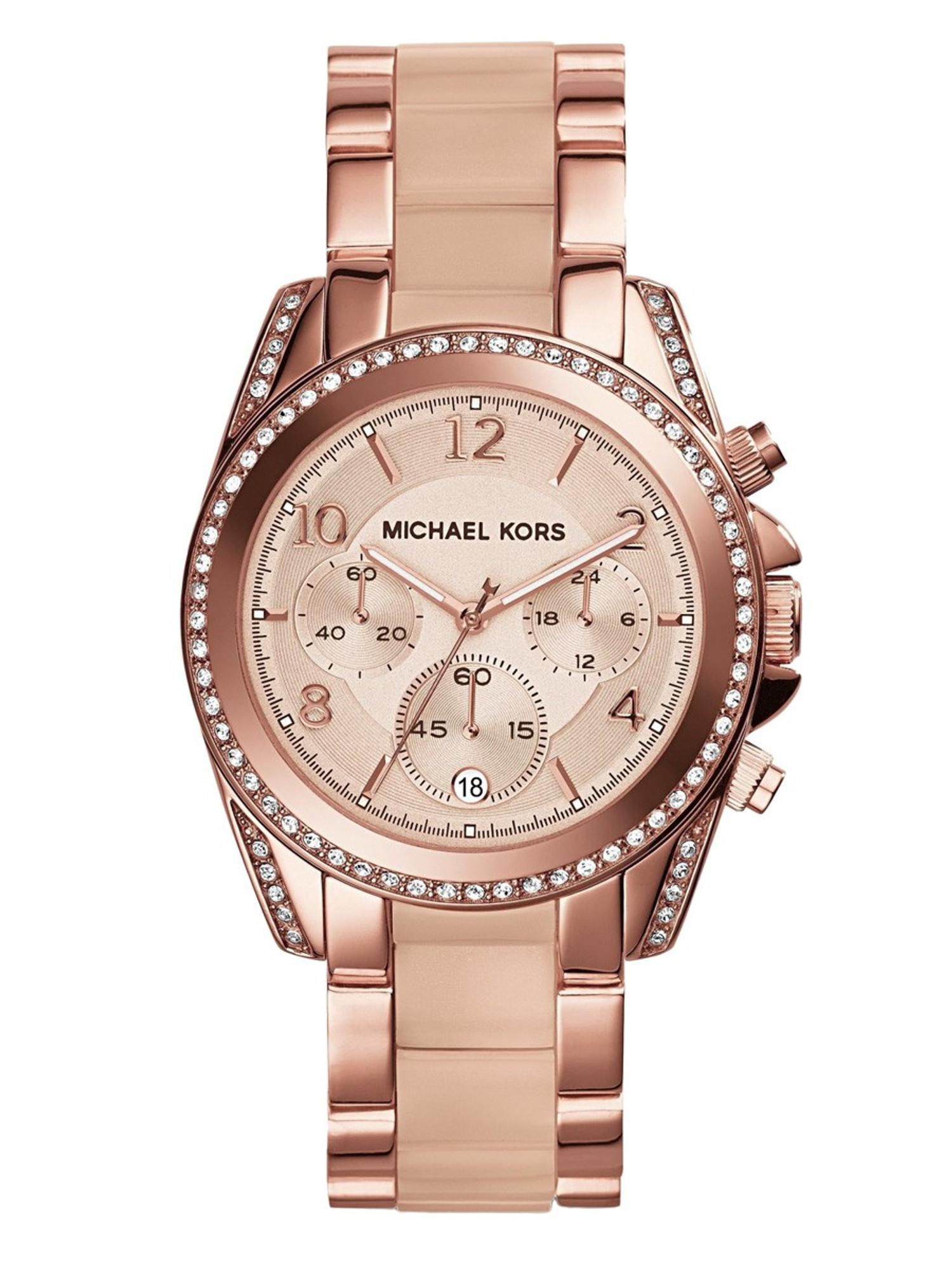 MICHAEL KORS Blair Rosé Chronograph MK5943