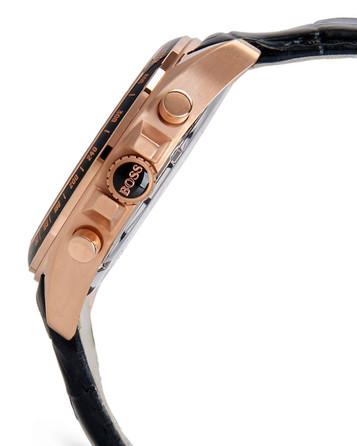 HUGO BOSS Sport Driver Rosé Chronograph 1513092 – Bild 2