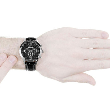 THOMAS SABO Rebel Urban Herren Chronograph WA0109 – Bild 4