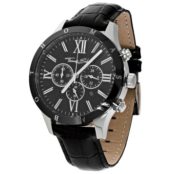 THOMAS SABO Rebel Urban Herren Chronograph WA0109 – Bild 1