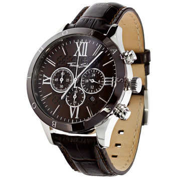 THOMAS SABO Rebel Urban Chronograph WA0110 – Bild 1