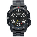 NIXON Ranger GMT All Black Quarzuhr A941-001 001