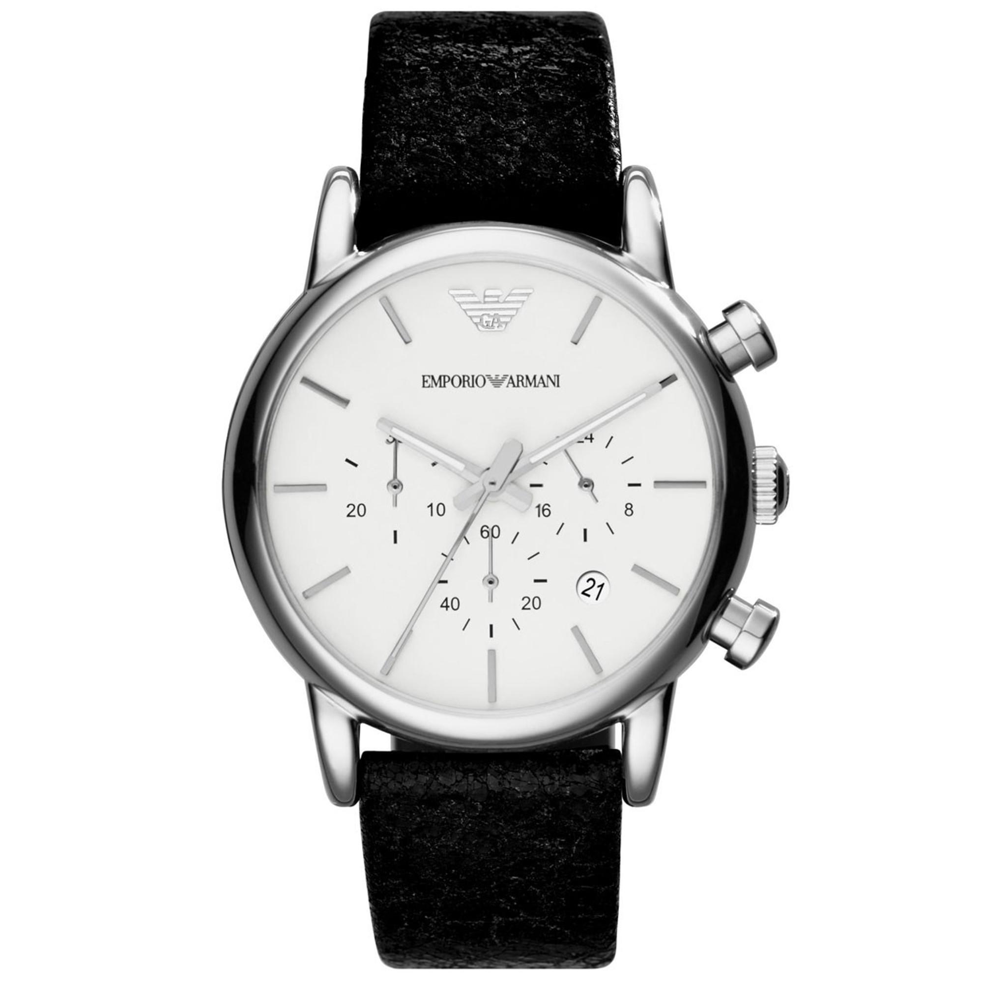 EMPORIO ARMANI Classic Watch Chronograph AR1810