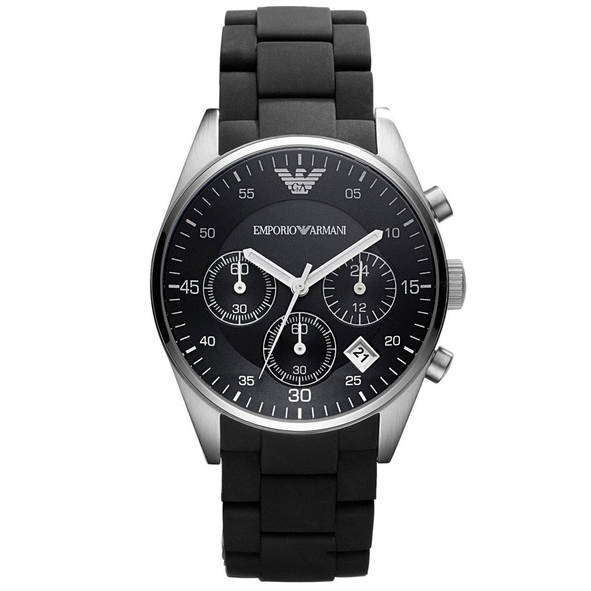 EMPORIO ARMANI Sportivo Watch Chronograph AR5868