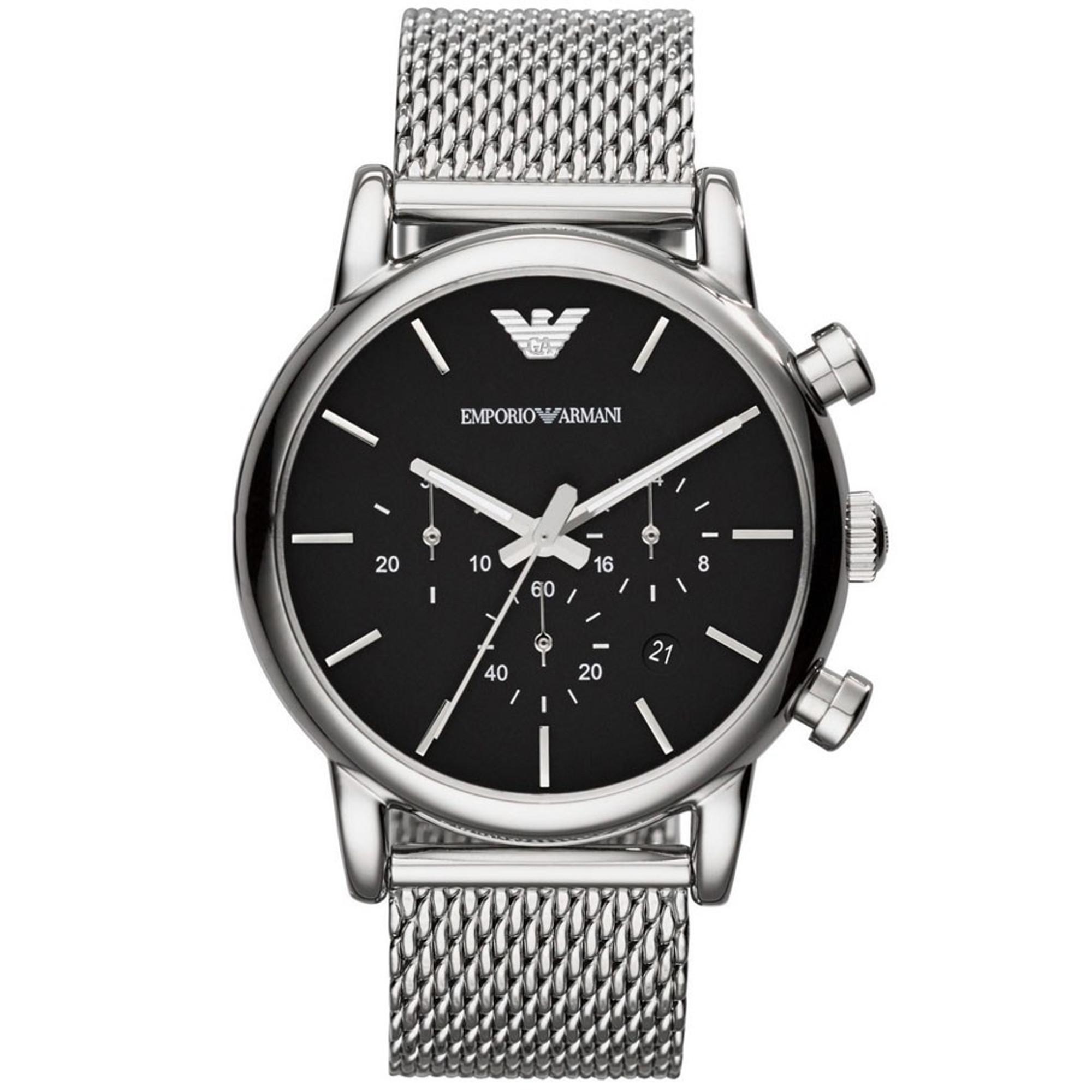 EMPORIO ARMANI Classic Watch Chronograph AR1811