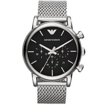 EMPORIO ARMANI Classic Watch Chronograph AR1811 – Bild 1
