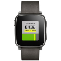 Pebble Time Steel Smartwatch 511-00024 001