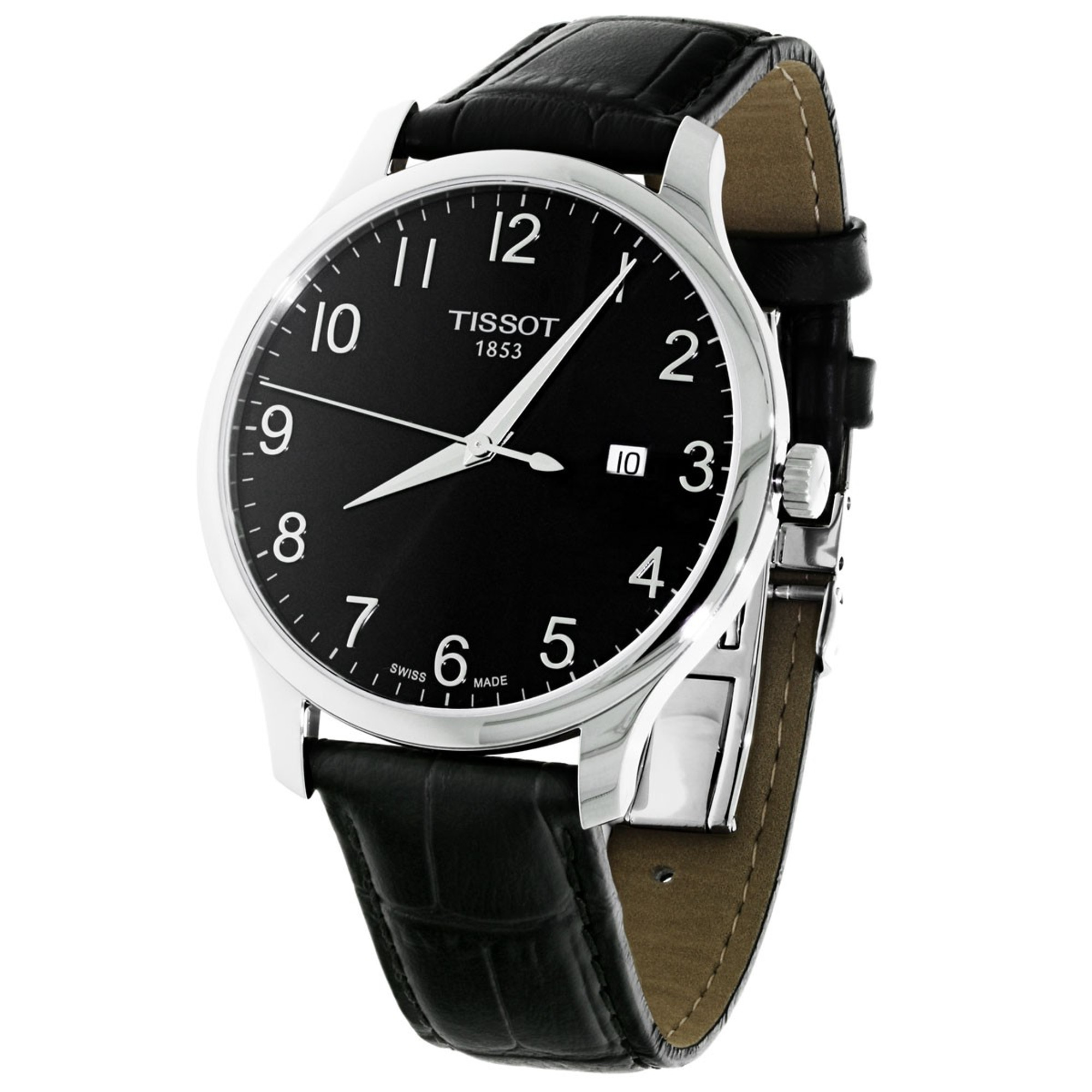 TISSOT Tradition Gent Quarzuhr T063.610.16.052.00
