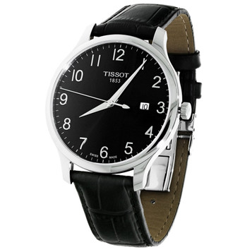 TISSOT Tradition Gent Quarzuhr T063.610.16.052.00 – Bild 1