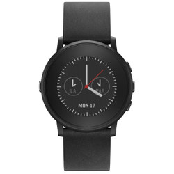 Pebble Time Round Unisex Smartwatch 601-00049 001