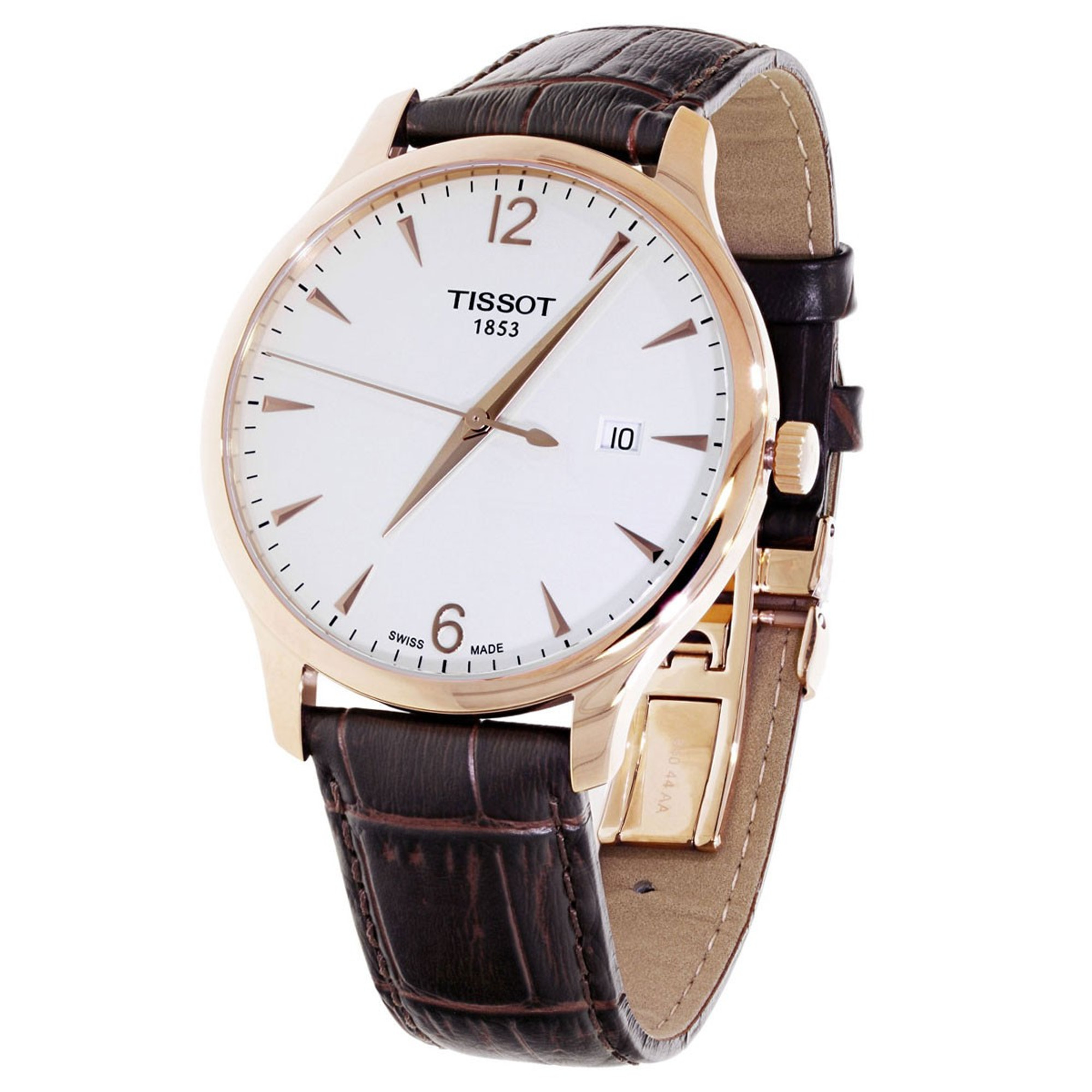 TISSOT Tradition Gent Quarzuhr T0636103603700