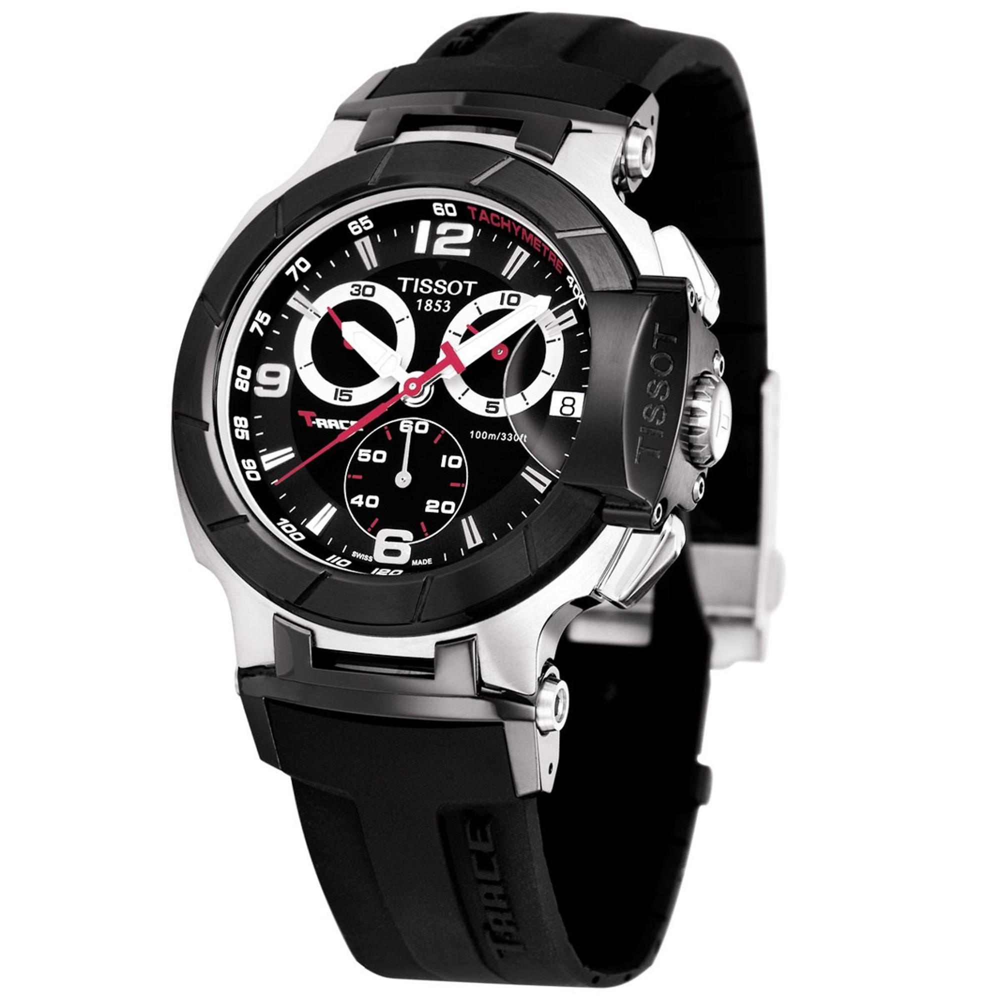 TISSOT T-Race Quarz Chronograph T048.417.27.057.00