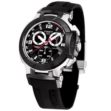 TISSOT T-Race Quarz Chronograph T048.417.27.057.00 – Bild 1