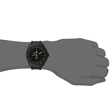 LUMINOX Xcor Aerospace Carbon PC GMT 5021.GN.XS – Bild 5