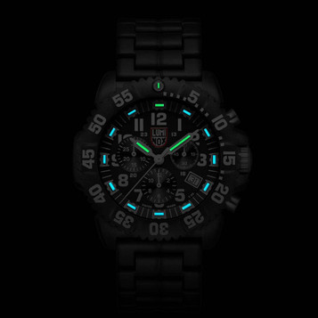 LUMINOX Navy Seal Colormark Chronograph 3082 – Bild 5