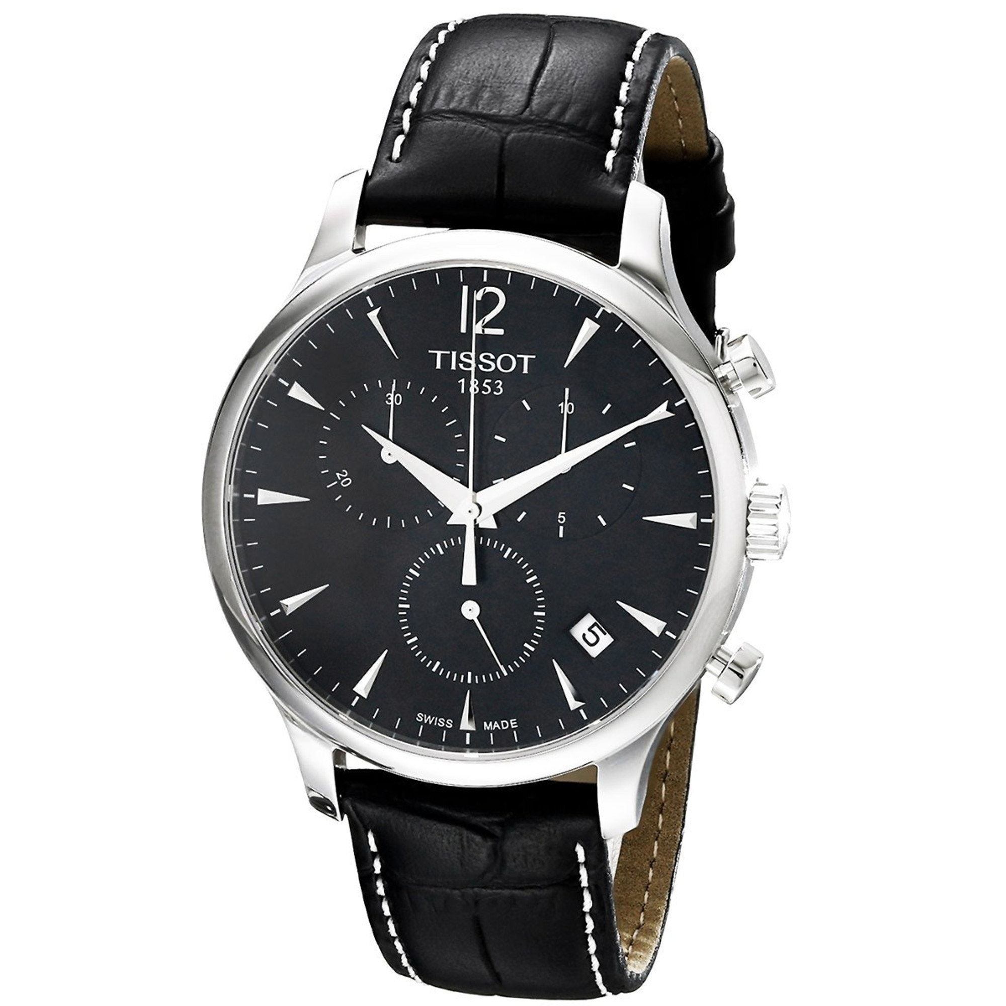 TISSOT Tradition Gent Chronograph T063.617.16.057.00