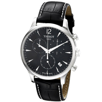 TISSOT Tradition Gent Chronograph T063.617.16.057.00 – Bild 1
