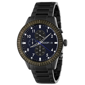 JOOP! Dark Night Chronograph JP101881005 – Bild 1