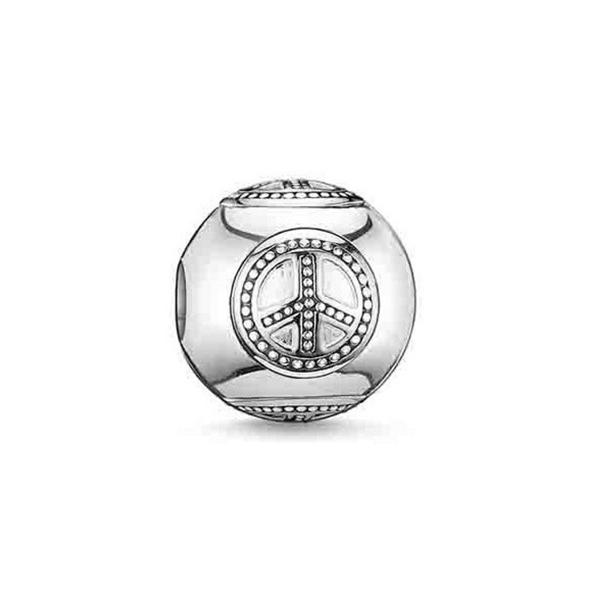 THOMAS SABO Bead Frieden K0032-001-12