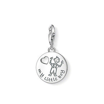 THOMAS SABO Charm MY LITTLE BOY 1057-001-12