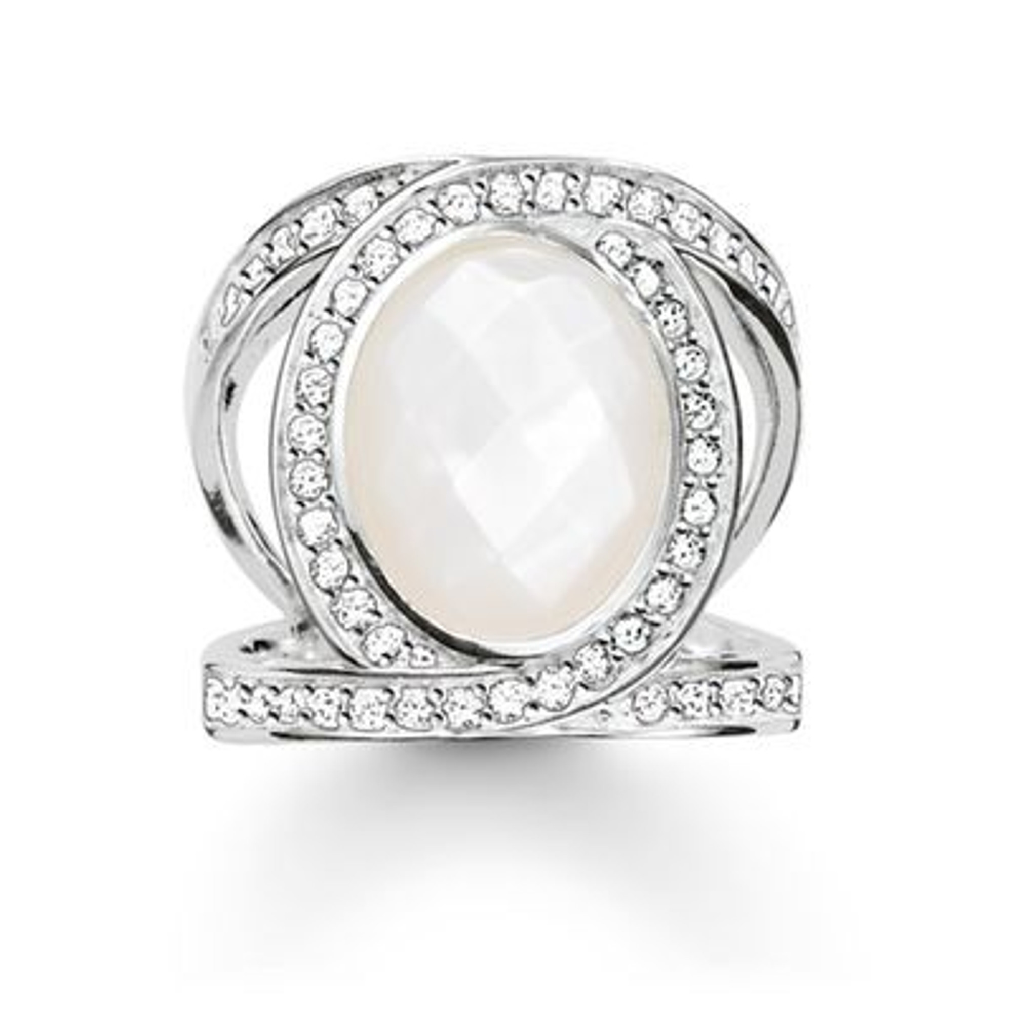 THOMAS SABO Ring TR2015-030-14-54