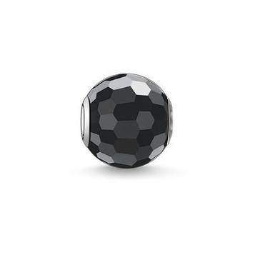 THOMAS SABO Bead Obsidian facettiert K0003-023-11 – Bild 1