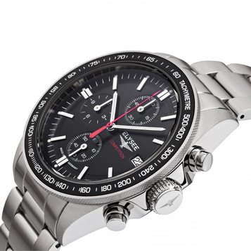 ELYSEE Start-Up Quarz Chronograph 18011 – Bild 2
