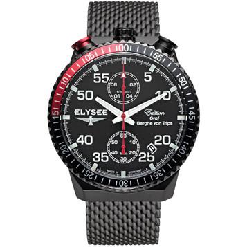 ELYSEE Rally Timer I Quarz Chronograph 80522M – Bild 1