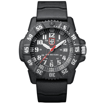 LUMINOX Carbon Seal Quarzuhr 3801 – Bild 1