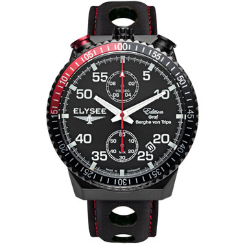 ELYSEE Rally Timer I Quarz Chronograph 80522MM – Bild 1