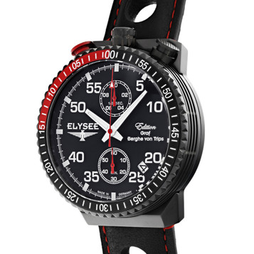 ELYSEE Rally Timer I Quarz Chronograph 80522MM – Bild 2