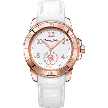 THOMAS SABO GLAM CHIC Quarzuhr WA0208