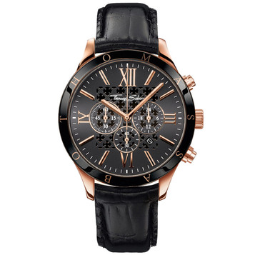 THOMAS SABO Rebel Urban Chronograph WA0186 – Bild 1